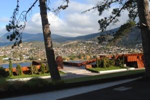 MONA museum, Hobart